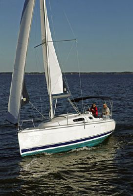 Boats for Sale & Yachts Hunter 27 2012 All Boats