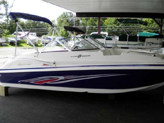 HURRICANE BOATS SunDeck 187 I/O 2012 All Boats