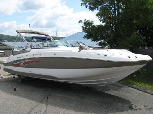Hurricane SD 2600 I/O 2012 All Boats