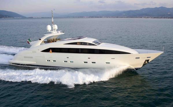 ISA Ancona ISA 120 2012 All Boats