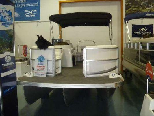 JC Manufacturing Spirit 201TT 2012 All Boats