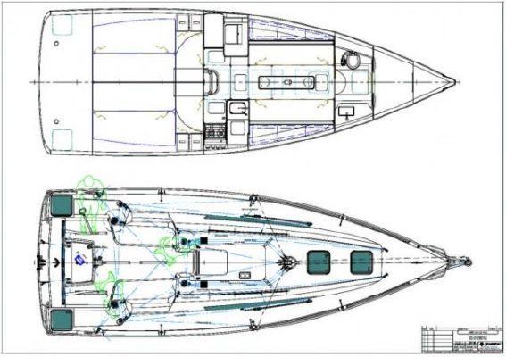 Jeanneau 3200 Fast 2012 Jeanneau Boats for Sale