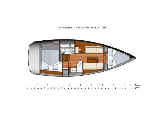 Jeanneau Yachts 33i 2012 Jeanneau Boats for Sale