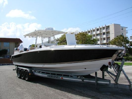 Jefferson FS 35 Cuddy 2012 All Boats