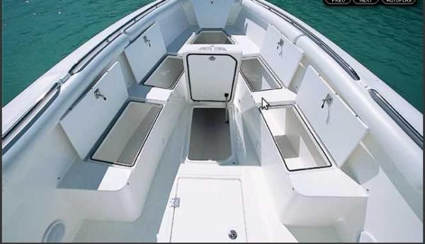 Jefferson Marlago Forward Seating 2012 All Boats