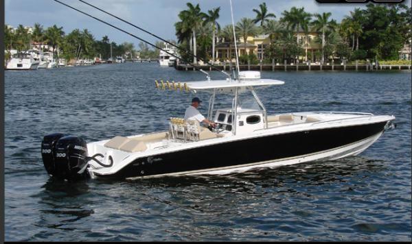 Jefferson Marlago Sport Cuddy 2012 All Boats