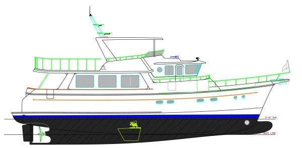 Jet Tern Marine Selene Ocean Yacht 2012 Jet Boats for Sale