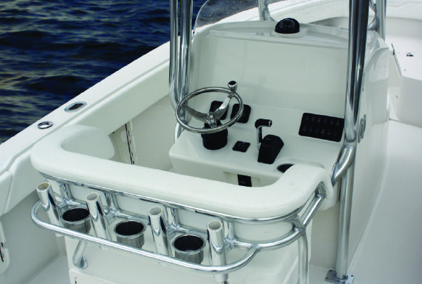 Jupiter 26 Forward Seating 2012 All Boats