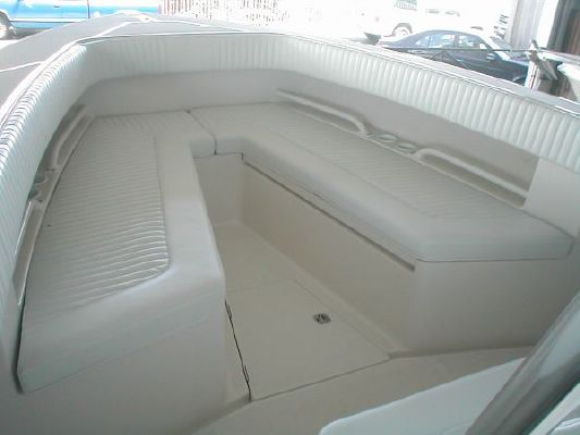Jupiter Forward seat 2012 All Boats
