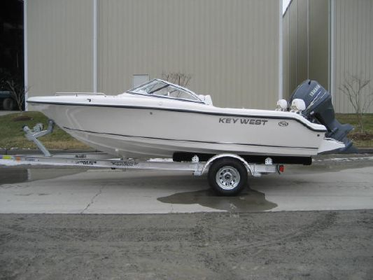 Key West 186 Dual Console 2012 Key West Boats for Sale