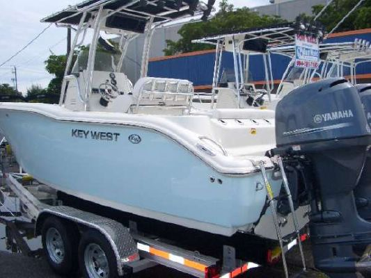 Key West 244 CC SPORTSMAN 2012 Key West Boats for Sale