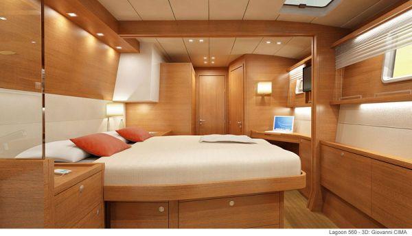 Lagoon 560 2012 All Boats