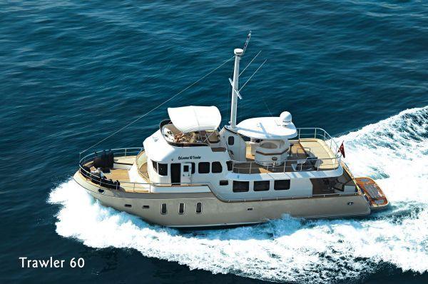 Boats for Sale & Yachts LEOMAR Trawler 60 2012
