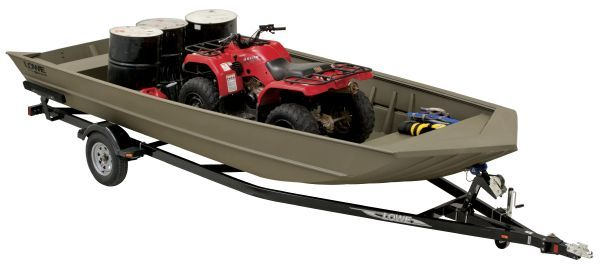 Lowe Roughneck RX2070 Frontier 2012 All Boats