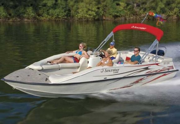 Lowe SD220 2012 All Boats