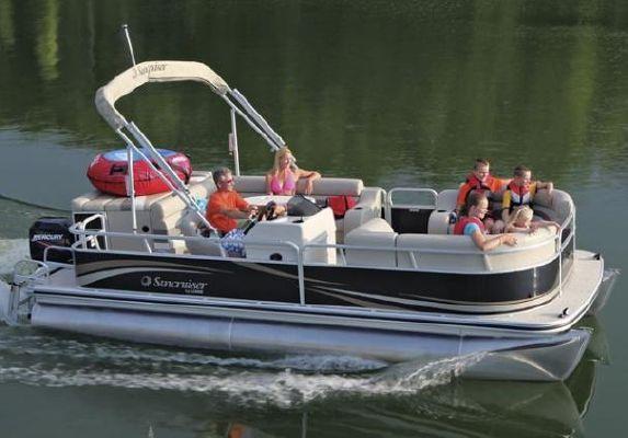 Lowe SS210 Tritoon 2012 All Boats