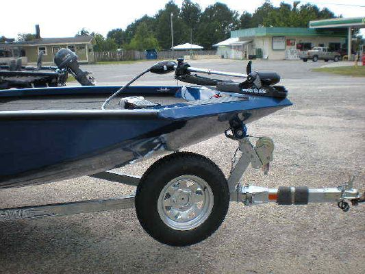 Lowe Stinger 18HP 2012 All Boats
