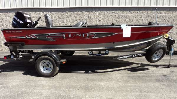 Lund 1725 Pro Guide 2012 Lund Boats for Sale
