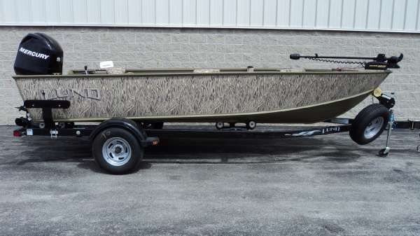 Lund 1800 Alaskan Tiller 2012 Lund Boats for Sale