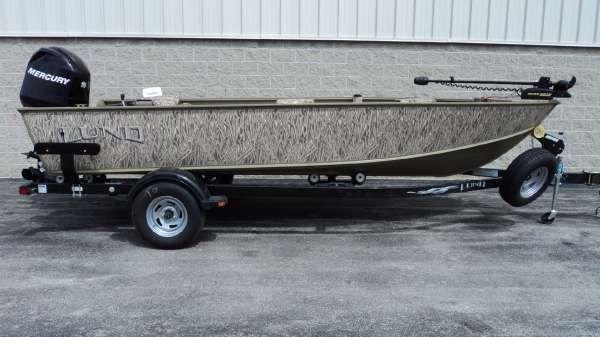 2012 Lund 1800 Alaskan Tiller - Boats Yachts for sale