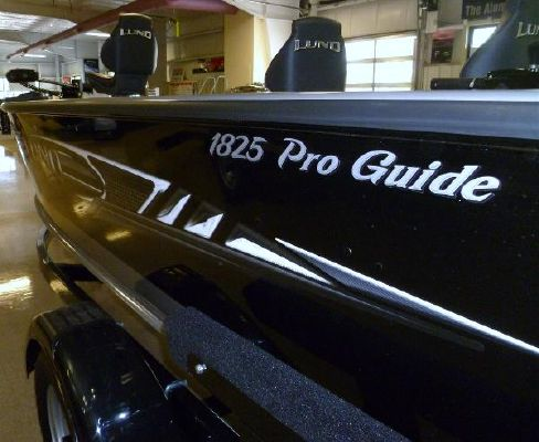Lund 1825 Pro Guide 2012 Lund Boats for Sale