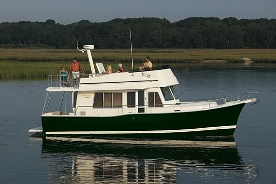 2012 Mainship 414 Expedition Trawler Boats Yachts For Sale