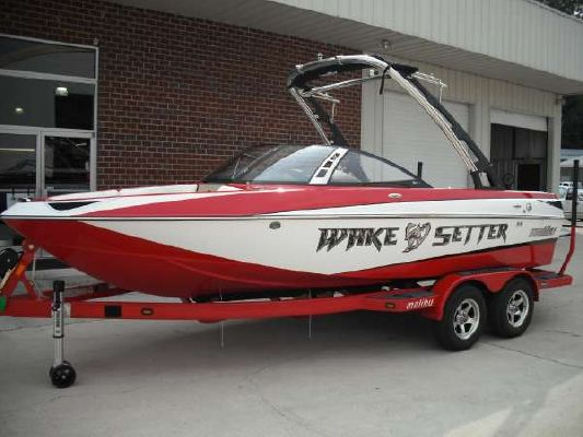 Malibu Wakesetter VTX 2012 Malibu Boats for Sale