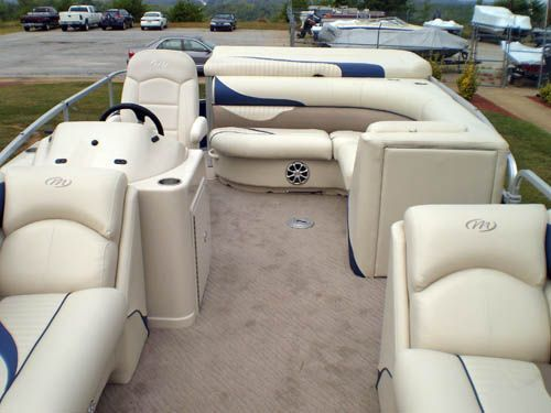 Manitou 20 Oasis VP 2012 All Boats