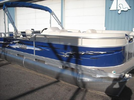 Manitou Aurora 20 Aurora Sport Rear Fish 2012 All Boats