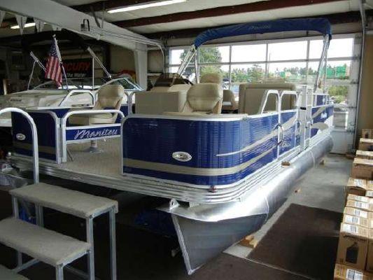Manitou Pontoons Oasis Angler 2012 Angler Boats Pontoon Boats for Sale