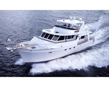 Marlow Explorer 57E 2012 Motor Boats