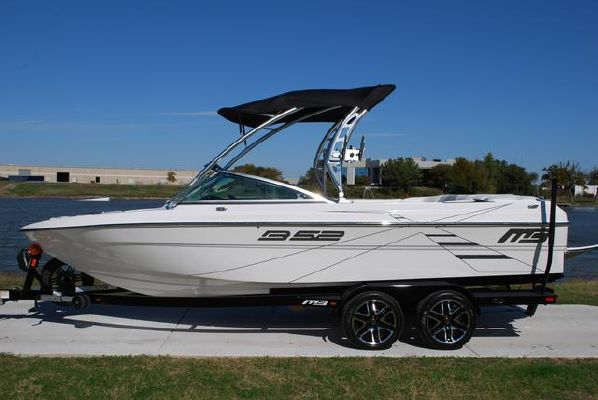 MB 23 Wide Body 2012 All Boats
