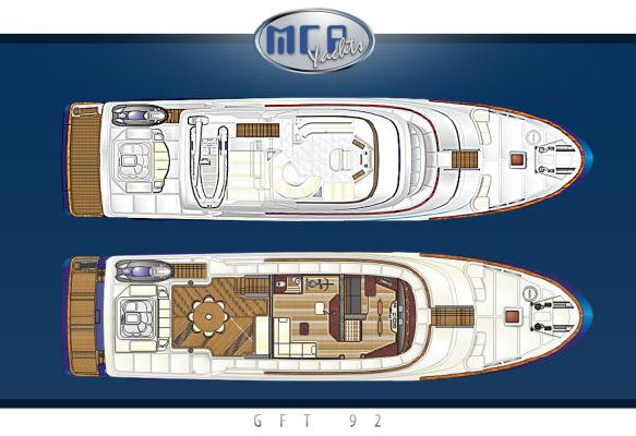 MCP GFT 92S 2012 All Boats