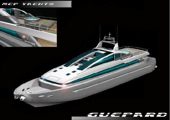 MCP Yachts GUEPARD 106' 2012 All Boats