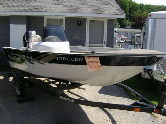 MirroCraft 1416 Troller 2012 All Boats