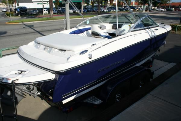 Monterey 184 FS 2012 Monterey Boats for Sale,
