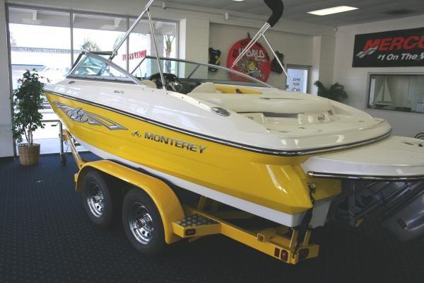 Monterey 204 FS 2012 Monterey Boats for Sale,