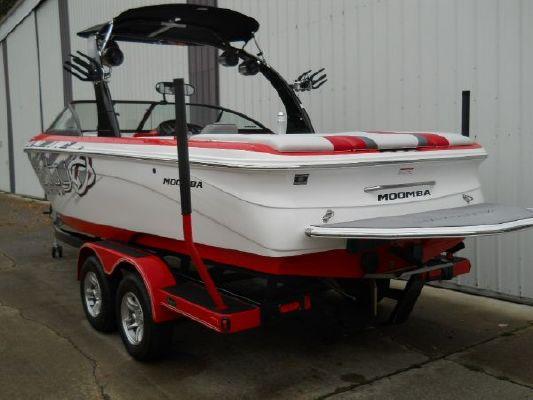Moomba Mobius XLV Gravity 2012 Moomba Boats for Sale