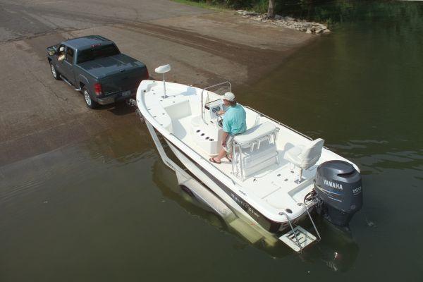 NAUTIC STAR 2110 CC Bay Boat/Yamaha OB 150 4 stroke 2012 All Boats