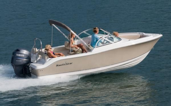 NauticStar 2000DC Offshore 2012 All Boats