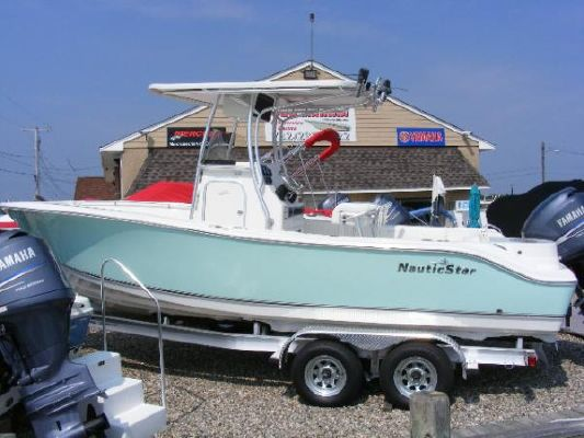 NauticStar 2200 XS Offshore 2012 All Boats