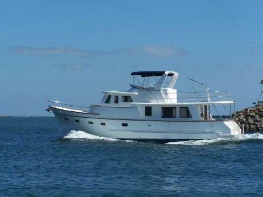 New Defever Euro Transom 2012 Trawler Boats for Sale