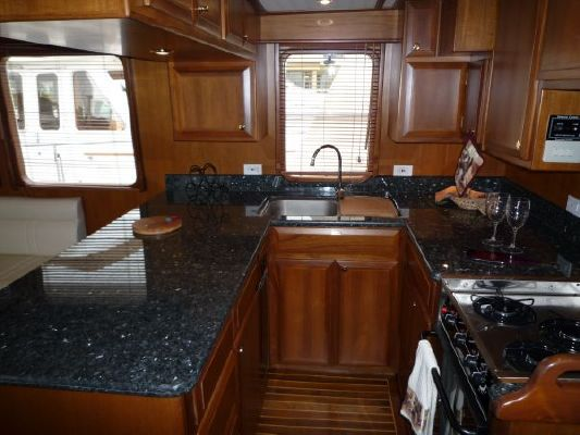 New Defever Pilothouse Motor Yacht 2012 Pilothouse Boats for Sale Trawler Boats for Sale