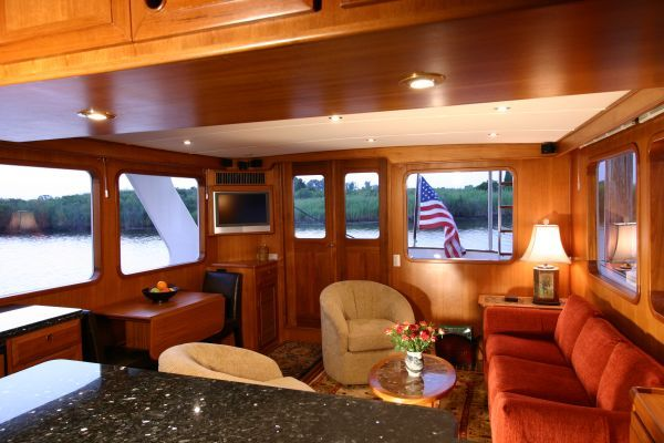 New Defever Pilothouse Offshore Cruiser 2012 Pilothouse Boats for Sale Trawler Boats for Sale