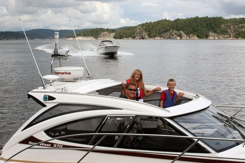 Boats for Sale & Yachts Nord West 370 SportsTop 2012 All Boats