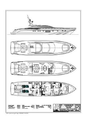 Ocean Concept 28m Fast Open Motor Yacht 2012 All Boats