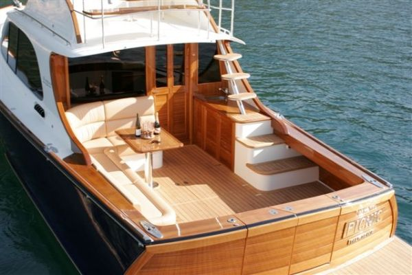 2012 Palm Beach Motor Yachts 50 Flybridge Boats Yachts