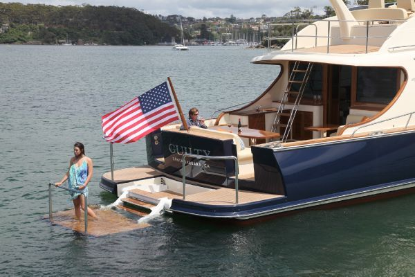 2012 Palm Beach Motor Yachts 65 Flybridge Boats Yachts