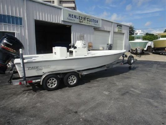 Pathfinder 22 TRS 2012 All Boats