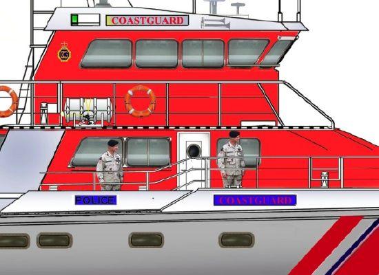 Boats for Sale & Yachts Pavel Shaposhnikov Design 22m Fast Patrol Craft 2012 Motor Boats